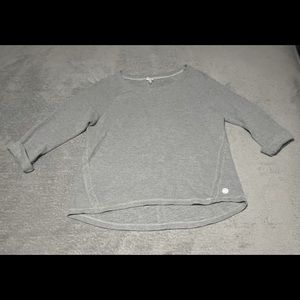 Bench over sized waffle knit 3/4 sleeve size XL. Very good condition.